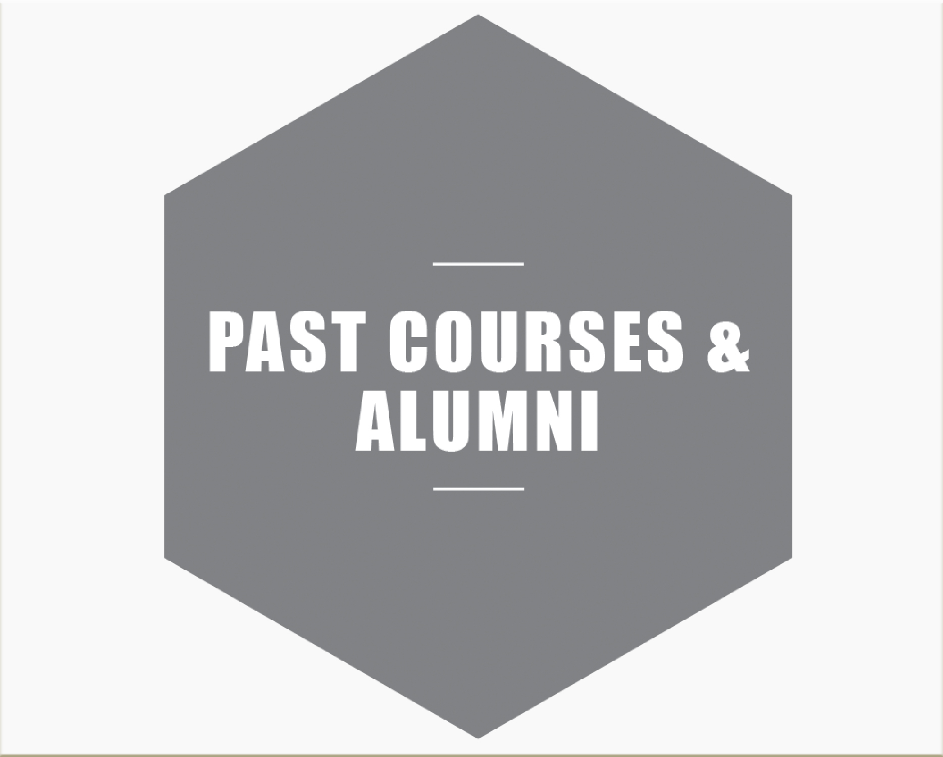 Past courses and alumni